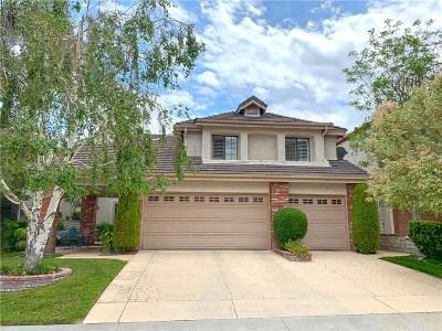 Stevenson Ranch Single Family Home For Sale: 25370 Irving Lane