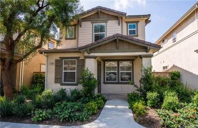 Valencia Single Family Home Active Under Contract: 27380 Dearborn Drive