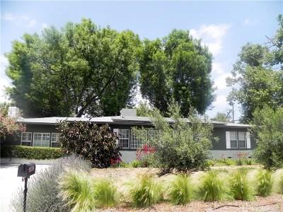 Single Family Home Sold: 19503 Cantara Street