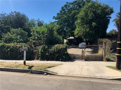 Canoga Park Single Family Home For Sale: 7011 Milwood Avenue
