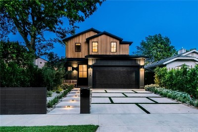 Studio City Single Family Home Sold: 4454 Saint Clair Avenue