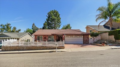 Los Angeles County Single Family Home For Sale: 23042 Cuervo Drive