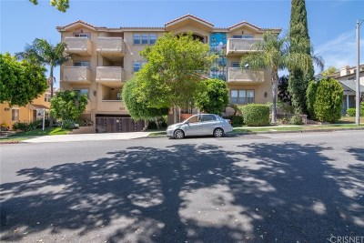Burbank CA Condo/Townhouse For Sale: $799,000