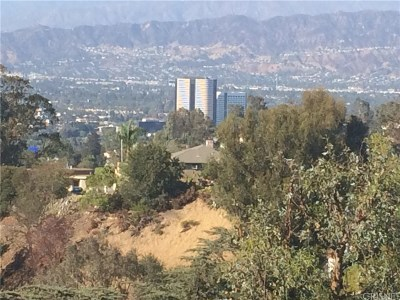 Hollywood Hills Residential Lots & Land For Sale: 7535 Sunnydip
