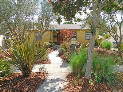 Woodland Hills Single Family Home For Sale: 22134 Gilmore Street