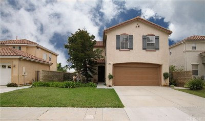 Santa Clarita, Canyon Country, Newhall, Saugus, Valencia, Castaic, Stevenson Ranch, Val Verde Single Family Home For Sale: 29926 Cambridge Avenue