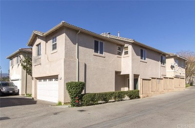 Pacoima Single Family Home Active Under Contract: 12441 Sonoma Drive