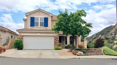 Stevenson Ranch Single Family Home For Sale: 25402 Hopkins Place