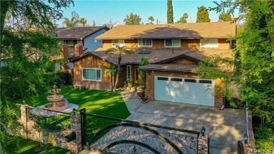 Valley Glen Single Family Home For Sale: 5738 Buffalo Avenue