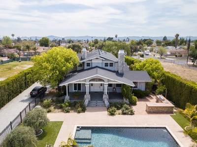 North Hollywood Single Family Home For Sale: 11952 Strathern Street