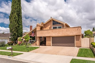 Simi Valley Single Family Home For Sale: 2379 Pinecrest Street