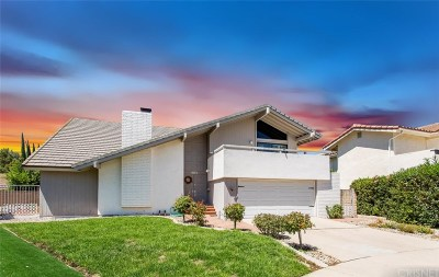 Westlake Village Single Family Home For Sale: 1071 Twinfoot Court