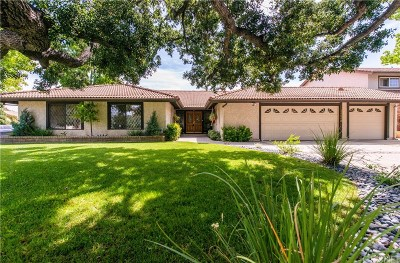 Newhall Single Family Home Active Under Contract: 24548 Acorn Court