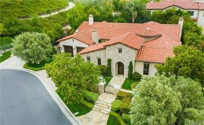 Valencia Single Family Home For Sale: 25873 Oakbrooke Court