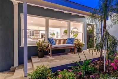 Woodland Hills Single Family Home Sold: 5278 Tendilla Avenue