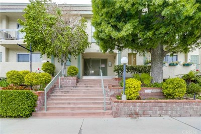 Sherman Oaks Condo/Townhouse Sold: 5055 Coldwater Canyon Avenue #210