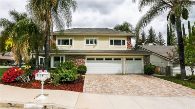Agoura Hills Single Family Home For Sale: 29555 Meadowmist Way