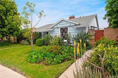 Valley Glen Single Family Home For Sale: 5833 Murietta Avenue