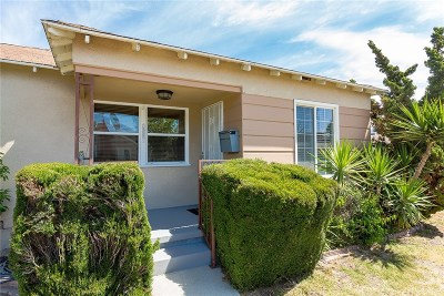 North Hollywood Single Family Home For Sale: 6201 Cartwright Avenue