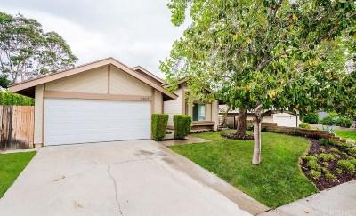 Valencia Single Family Home For Sale: 23103 Magnolia Glen Drive