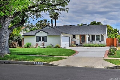 Sherman Oaks Single Family Home For Sale: 5724 Norwich Avenue