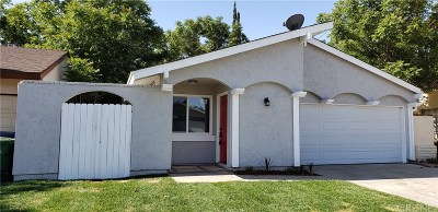 Palmdale Single Family Home Active Under Contract: 3140 East Avenue Q15