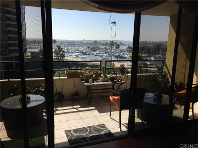 Marina Del Rey Condo/Townhouse For Sale: 4314 Marina City Drive #230