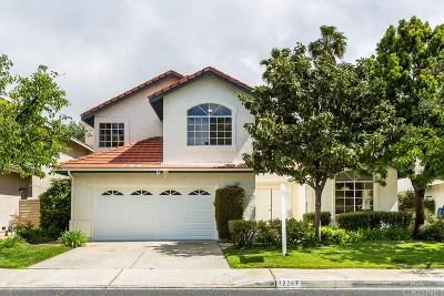 Moorpark Single Family Home For Sale: 12267 Cherry Grove Street