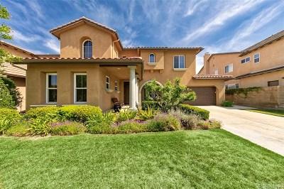Stevenson Ranch Single Family Home For Sale: 25228 Huston Street