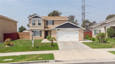 Sylmar Single Family Home For Sale: 15217 Carey Ranch Lane