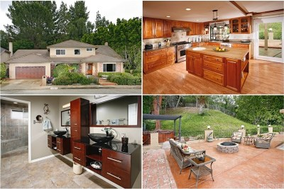 West Hills Single Family Home For Sale: 8806 Moorcroft Avenue
