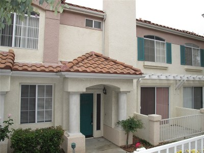 Canyon Country Condo/Townhouse Active Under Contract: 18118 Flynn Drive #3404
