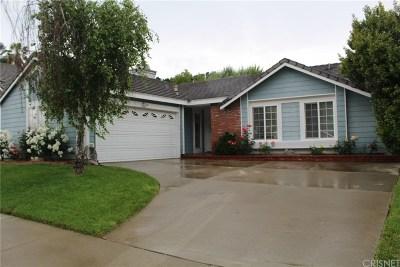 Valencia Single Family Home For Sale: 25577 Almendra Drive