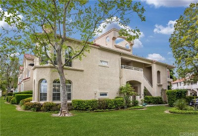 Stevenson Ranch Condo/Townhouse Active Under Contract: 25953 Stafford Canyon Road #A