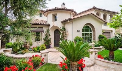 Valencia Single Family Home For Sale: 26466 Valley Oak Lane