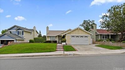 Valencia Single Family Home Active Under Contract: 28026 Tupelo Ridge Drive
