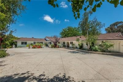 Los Angeles County Single Family Home For Sale: 24930 Eldorado Meadow Road