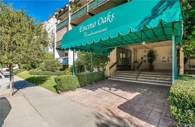 Encino Condo/Townhouse For Sale: 5460 White Oak Avenue #E115