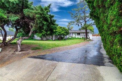 Single Family Home For Sale: 12415 Littler Place