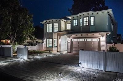 Studio City Single Family Home For Sale: 12415 Landale Street