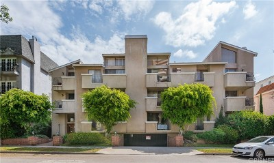 Condo/Townhouse For Sale: 1630 South Bentley Avenue #101