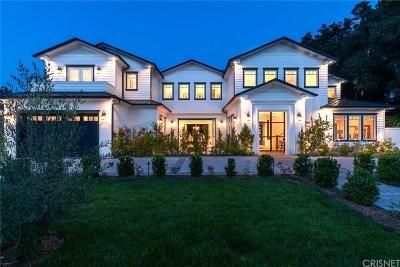 Single Family Home For Sale: 5428 Oak Park Avenue