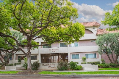 Los Angeles Condo/Townhouse For Sale: 8710 Belford Avenue #118B