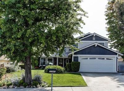 Valencia Single Family Home For Sale: 27941 Palmetto Ridge Drive
