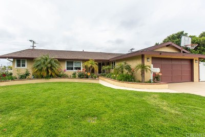 Camarillo Single Family Home For Sale: 1986 Euclid Avenue