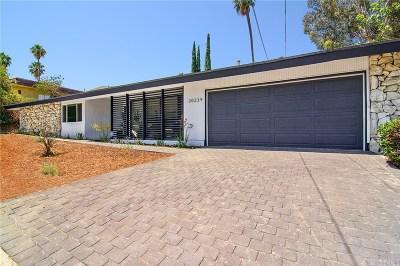 Woodland Hills Rental For Rent: 20239 Delita Drive