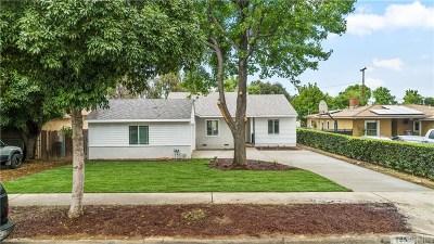 San Fernando Single Family Home For Sale: 754 North Lazard Street