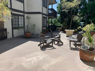 Sherman Oaks Condo/Townhouse For Sale: 5310 Circle Drive #108