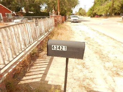 Lancaster Residential Lots & Land For Sale: 43421 West Vac/18th Stw/Vic Avenue K4