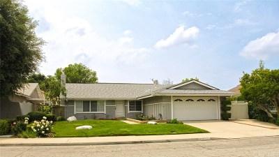 Valencia CA Single Family Home For Sale: $565,000